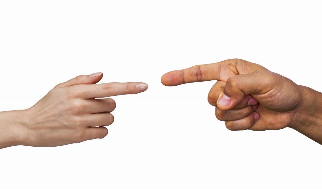 Конфликты при расторжении брака